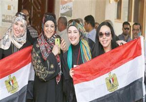 سفير مصر بواشنطن: الانتخابات تحولت لاحتفالية.. وألغينا ساعة الراحة