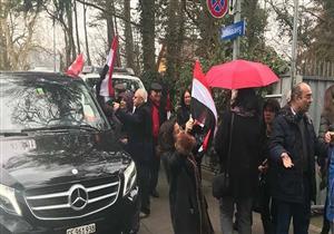 """سفير مصر في إيطاليا: """"إقبال كثيف للمصريين في اليوم الثاني للانتخابات"""" -فيديو"""