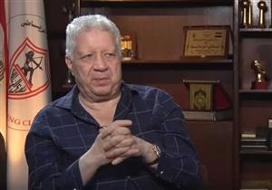 """""""مرتضى منصور يكشف كيف أقنع """"السعيد"""" بالتوقيع للزمالك"""