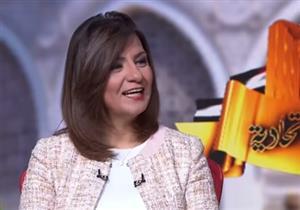 """نبيلة مكرم: معاونتي شابة عمرها 26 عامًا.. و""""التعليم"""" أساس كل المشاكل -فيديو"""