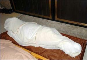 كشف غموض العثور على جثة شخص داخل شقته في الإسكندرية