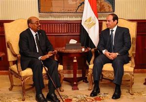 السيسي يستقبل الرئيس السوداني غدًا