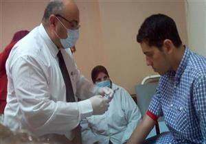 """الصحة: الانتهاء من فحص 408 آلاف مواطن بمبادرة القضاء على فيروس """"سي"""""""