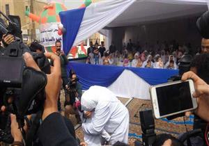 نجوم الفن وأعضاء مجلس النواب يشاركون في احتفال سجينات القناطر(صور)