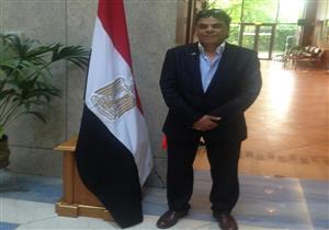 """رئيس الجالية المصرية في برلين: """"شاركوا يا مصريين واحنا معاكو"""""""