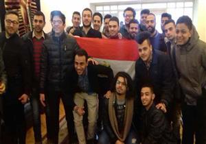 """""""حملة مواطن"""": المصريون يواصلون الإدلاء بأصواتهم في الخارج- صور"""