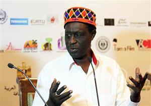 بالصور- موسى توريه: الحكام لا يهتمون بصناعة السينما.. والعالم ولد من إفريقيا