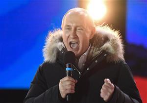 """بعد فوزه بالانتخابات الروسية.. بوتين للروس: """"أنا عضو بفريقكم"""""""