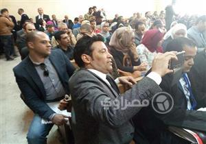 """بالصور.. وصول عدد من الفنانين جلسة محاكمة ريهام سعيد في """"اختطاف الأطفال"""""""