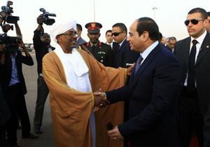 """الرئيس السوداني للسيسي: """"75 % من أجسامنا بها مياه نهر النيل"""""""