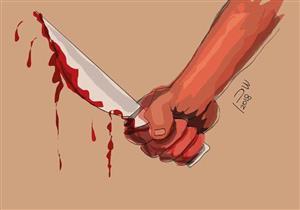 """قبل يوم من """"عيد الأم"""".. جزار يقتل والدته بالمنوفية طعنا بالسكين"""