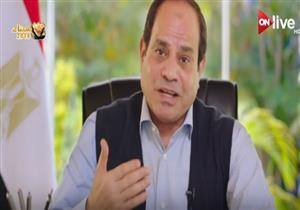 تعليق وائل الإبراشي على حوار السيسي مع ساندرا نشأت