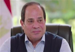 """عماد أديب يكشف مدة تسجيل لقاء السيسي """"شعب ورئيس"""" - فيديو"""