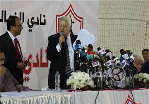 مرتضى: طارق حامد فضّل الأموال عن الزمالك