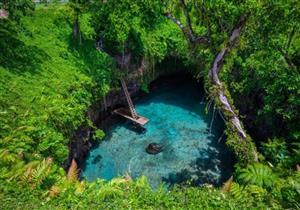 بالصور-أجمل حمامات سباحة طبيعية في العالم