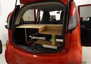 """هكذا يمكن تحويل حقيبة السيارة الصغيرة إلى """"مطبخ متكامل"""" - (فيديو وصور)"""