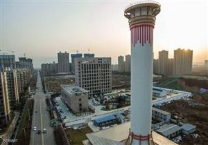 صورة: في كوكب الصين.. أكبر منقي هواء في العالم