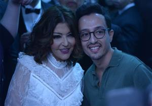 "بالصور- تكريم درة وسميرة سعيد في ""Middle East Fashion Festival"""