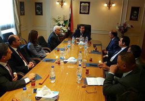 وزير قطاع الأعمال يطالب المجلس الجديد للقابضة للأدوية بتطوير إنتاج الشركات