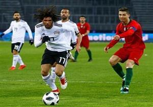 طاقم تحكيم سويسري لإدارة مباراة مصر واليونان