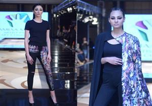 بالصور- أزياء المصممين المشاركين في Middle East Fashion Festival ضمن دورته الأولى