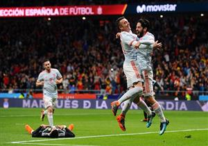 بالفيديو.. إسبانيا تكتسح الأرجنتين 6-1.. والبرازيل تثأر من ألمانيا