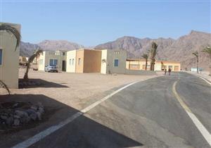 """""""عمليات جنوب سيناء"""": فتح جميع الطرق أمام حركة المرور بعد تحسن الطقس"""
