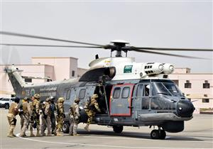 """بالفيديو- مشاهد من تدريب """"درع الخليج 1"""" الأكبر في الشرق الأوسط بمشاركة الجيش المصري"""