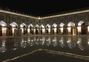 بالصور .. الجامع الأزهر في أبهى صوره بعد ترميمه استعدادًا لافتتاحه غدًا بحضور السيسي وبن سلمان