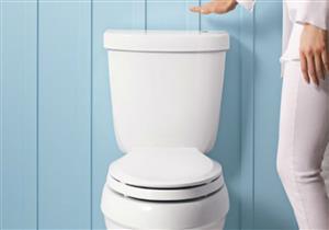 هذا ما يحدث عند «شد السيفون» دون غلق غطاء المرحاض