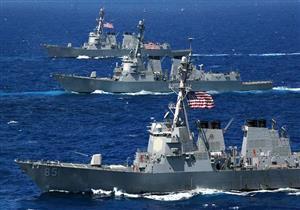 تعزيزات عسكرية أمريكية شرق المتوسط وسط توترات مع تركيا بسبب الغاز