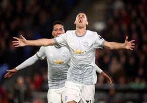 ريمونتادا مجنونة.. أهداف (كريستال بالاس 2 - مانشستر يونايتد 3)