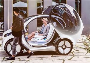 """بالصور.. سيارة بدون """"عجلة قيادة ودواسات"""" من سمارت الألمانية"""