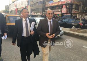 بالصور.. خالد علي يصل محكمة الدقي لنظر جلسة الاستئناف على حكم حبسه 3 أشهر