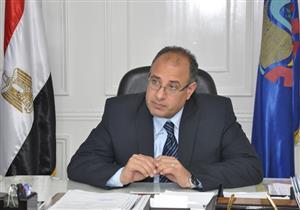 """محافظ الإسكندرية: الاستفادة من 186 فدانا بـ""""برج العرب"""" لإنشاء مناطق خدمية"""
