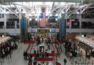 إلغاء مئات الرحلات فى مطارات نيويورك قبل عاصفة ثلجية