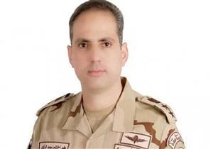 """المتحدث العسكري: استشهاد 16 وإصابة 19 من الجيش منذ بدء """"سيناء 2018"""""""