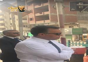 وزير النقل يفاجئ محطات ومزلقانات السكك الحديدية بالجيزة- فيديو