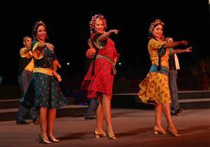 """الليلة.. """"تابلوهات"""" فرقة رضا للفنون الشعبية على مسرح أوبرا دمنهور"""