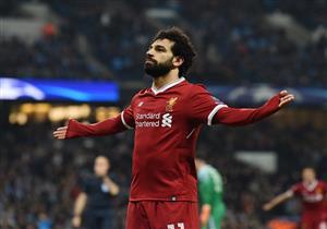 الملك يدخل التاريخ.. صلاح ضمن تشكيلة الأفضل في الدوري الإنجليزي