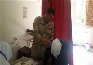 بالصور- قافلتين طبيتين للقوات المسلحة وجامعة الزقازيق بمستشفى طورسيناء