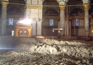 صخرة المعراج .. حيث صعد النبي إلى السموات السبع