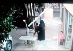 بالفيديو- اصطدام مروع في الدقهلية.. والضحايا أم وطفلاها