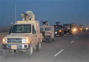 الجيش: إحباط هجوم إرهابي كبير واستشهاد 8 جنود في وسط سيناء