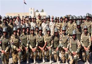 """مصر والبحرين تنفذان التدريب المشترك """"خالد بن الوليد 2018"""""""