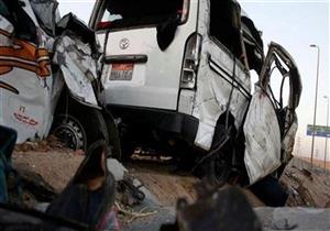 مصرع وإصابة 3 أشخاص إثر حادث تصادم على طريق مطروح _الإسكندرية