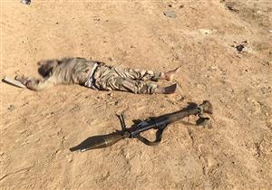 """""""دعم مصر"""": محاولة استهداف معسكر الجيش بسيناء """"رد بائس"""""""