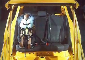 لأول مرة.. مقعد أطفال للسيارات بوسائد هوائية بـ13 ألف جنيه (صور)