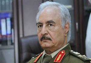 """حفتر يصدر أمرًا بتجهيز 5 آلاف جندي ليبي لـ""""مهمة استراتيجية"""""""