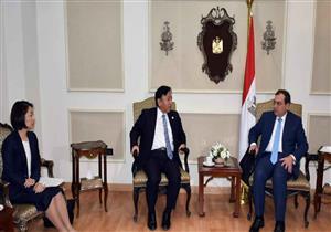 مصر تبحث مع اليابان فرص التعاون في مشروعات التكرير والبتروكيماويات